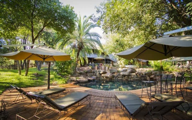 Lokuthula Lodge Zimbabwe: 1 Night Self catering stay for up to 8 people + Nature Walks!