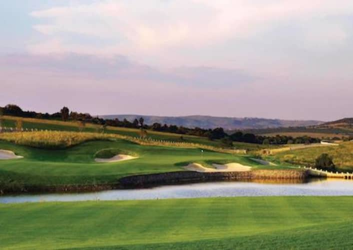 THE ELS CLUB - COPPERLEAF: 4 Ball INCLUDING Carts for only R2 259!