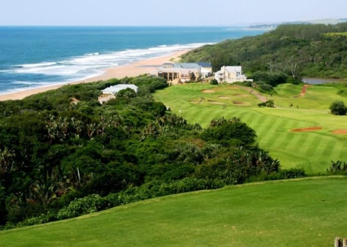 4 Day DURBAN NORTH COAST GOLF TOUR 2021- 3 Night Stay at Zimbali Lodge + Golf & Meals for only R8 269 pps!