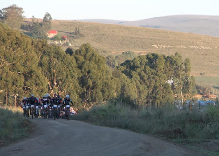 THE GREAT KEI TREK TOUR - 5 Days of Mountain Biking heaven for Only R9 299 pps!