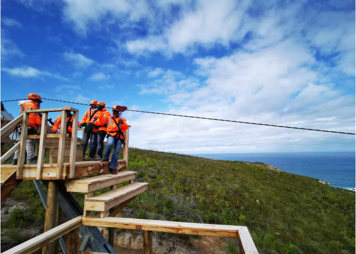 KNYSNA BUCKET LIST EXPERIENCE - 4* The Rex Hotel - 2 Nights Stay for 2 + Breakfast + Ziplining & MORE for R7 899!