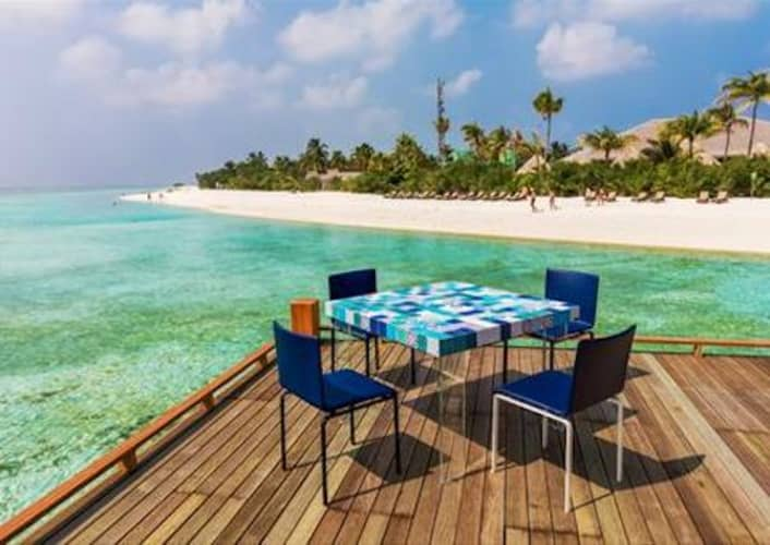 MALDIVES: 7 Night ALL INCLUSIVE + Flights at the Beautiful 5*Cocoon Maldives Resort from R37 999pps!