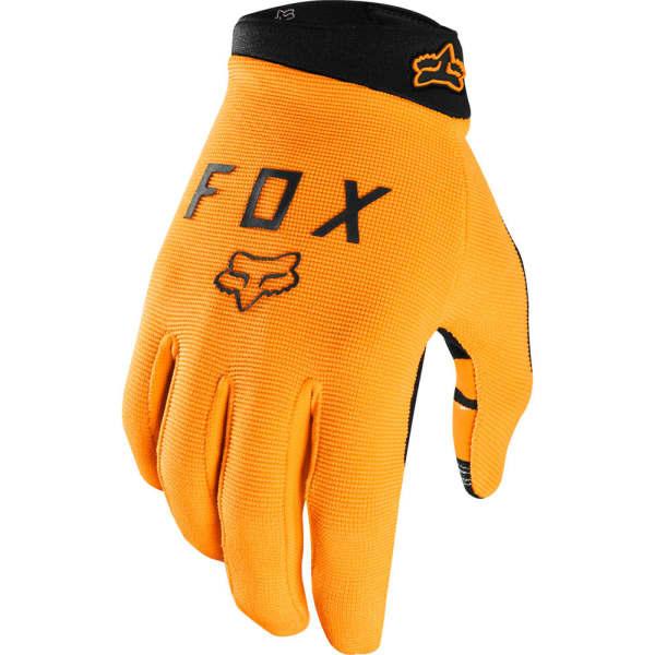 Fox Ranger Atomic Orange Long Finger Gloves