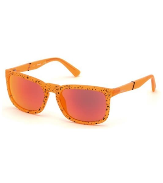 Diesel Unisex Rectangle Sunglasses
