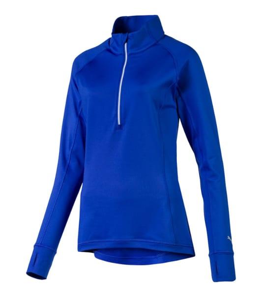 Ladies ROTATION Quarter Zip Pullover