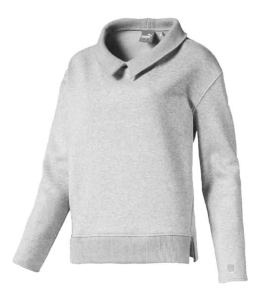 Puma Ladies COSY NECK Fleece Pullover