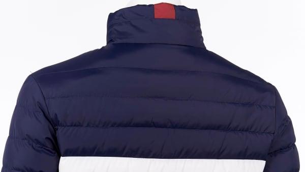 Classic COLOUR BLOCK Puffer Jacket