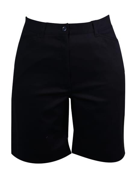 Clubhouse Basic Ladies Black Short