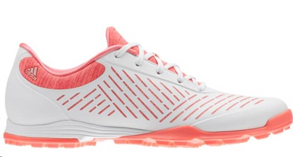 adidas Adipure Sport 2 Ladies White/Red Shoes