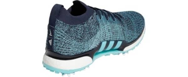 adidas Tour360 XT Primeknit Men's Black/Teal Shoes
