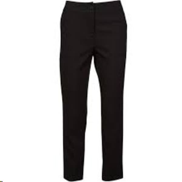 Greg Norman Ultra Light Ladies Black Pants
