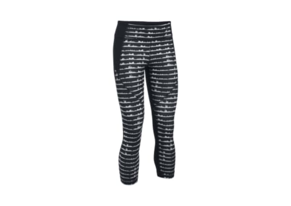 Under Armour® Ladies Mirror Printed Crop Pants