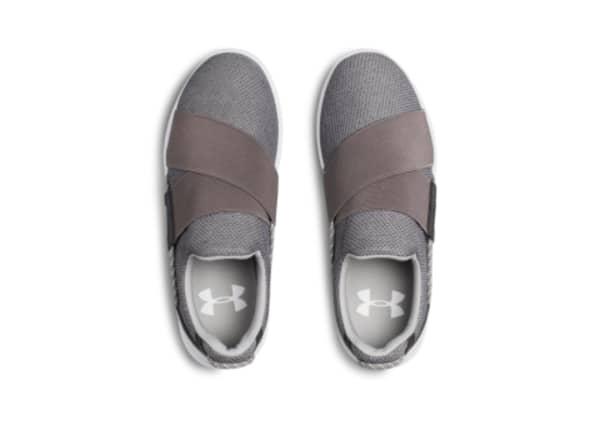 Under Armour® Ladies Precision X Training Shoes (Grey)
