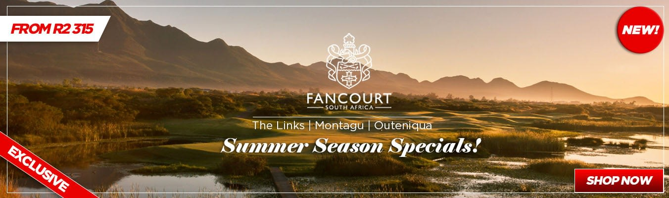 Fancourt Summer Specials