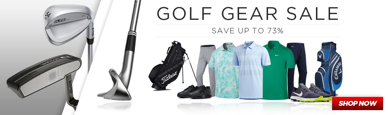 Golf Equipment & Accessories