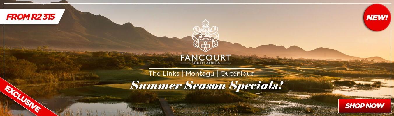 Fancourt Summer Specials