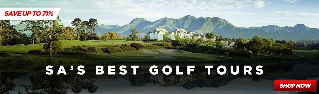 SA's Best Golf Tours