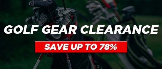 Golf Gear Clearence