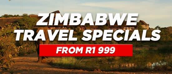 Zimbabwe Travel Specials