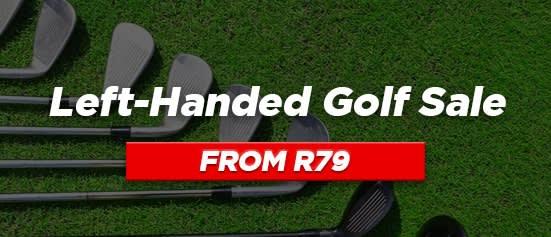 Left Handed Golf Sale