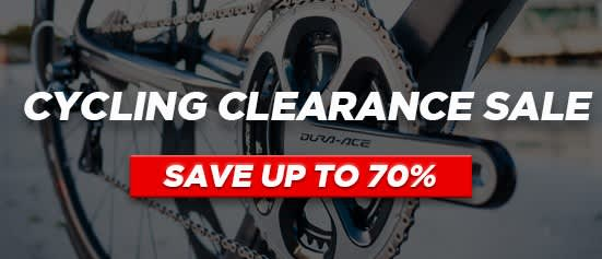 Cycling Clearance Sale
