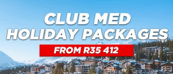 Club Med Holiday Packages
