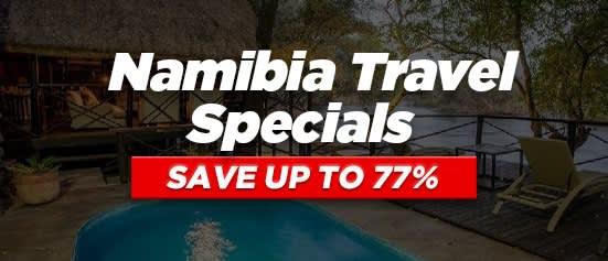 Namibia Travel Specials