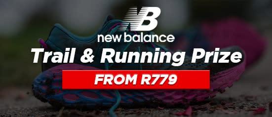 New Balance Trail & Running Prize