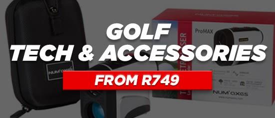Golf Technology & Accessories