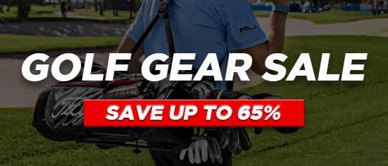 Golf Gear Sale