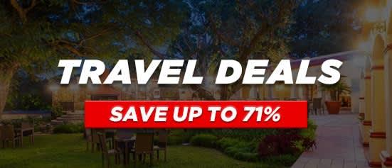 FLOOK's Top Selling Travel Deals