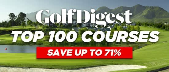 Golf Digest Top 100 Courses