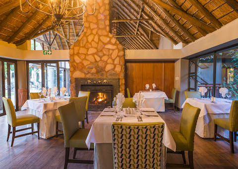 Ivory Tree Game Lodge: Pilanesberg Game Reserve - 1 Night Luxury Stay for 2 + Meals + Game Drives!