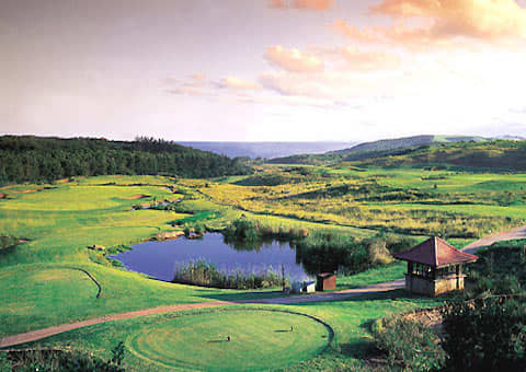 Zimbali Country Club: 4-Ball Deal + 2 CARTS - only R1 919!