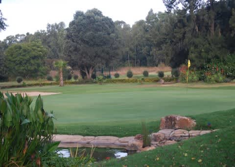 Services Golf Club: 4-ball Deal - only R639!