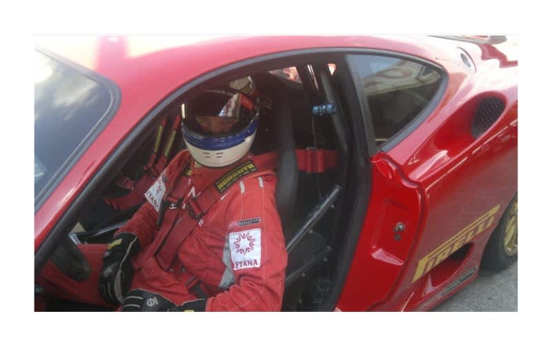 Have you ever driven a Racing Ferrari? Now you can!