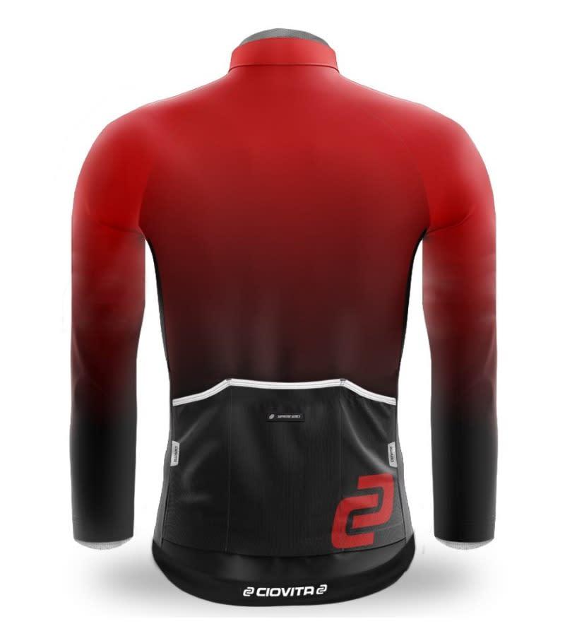 Ciovita Men's CALORE ELITE Pro Fit Cycling Jersey