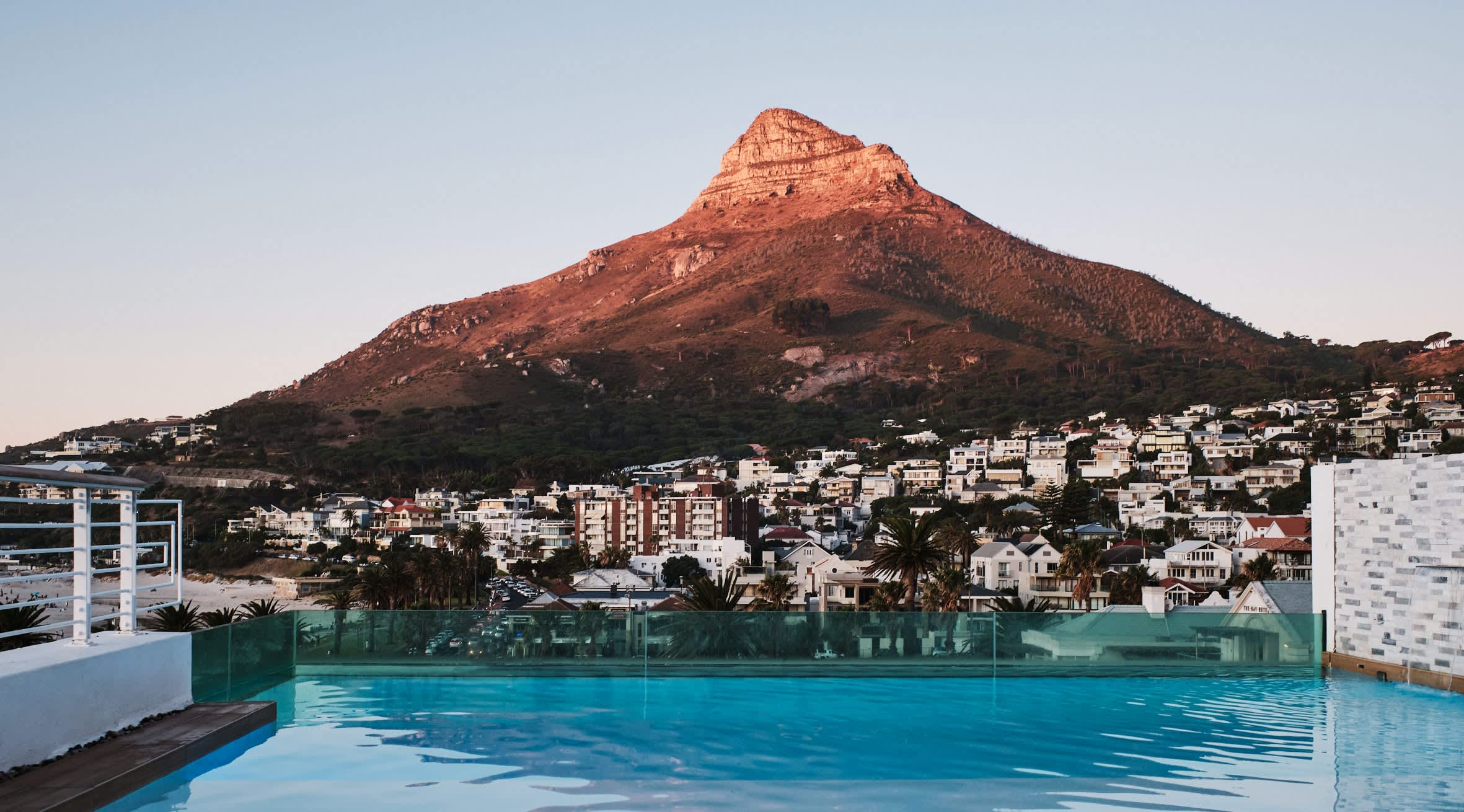 The Marly Boutique Hotel: 1 Night Stay for 2 in a Mountain Facing room on Camps Bay beach!