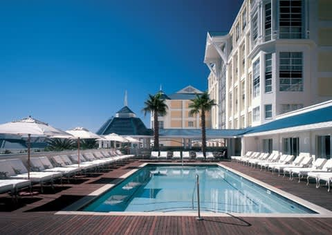 2021 Table Bay Hotel - Waterfront Views- 1 Night Stay for 2 people sharing + Breakfast from R4 299 pn!