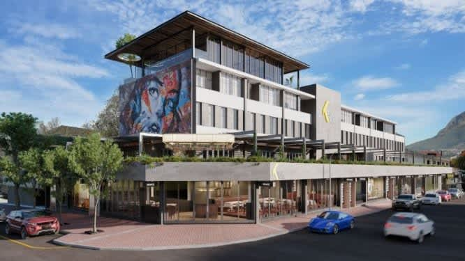 The All New 4*  - KLOOF STREET HOTEL - 1 Night Luxury Stay for 2 people + Breakfast from R1 229 pn!