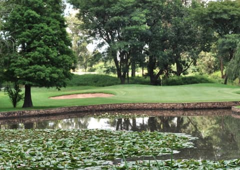 ERPM Golf Club: 4 ball deal for just R689!