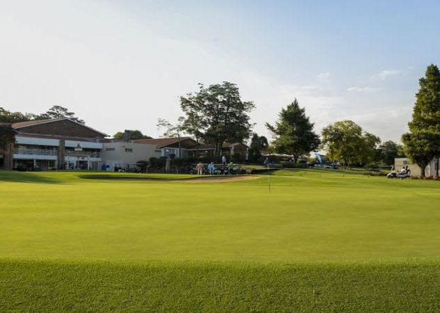 Kyalami Country Club: 4-ball at Golf Digest's 26th BEST COURSE in South Africa