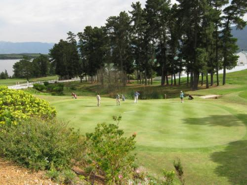 Theewaterskloof Country Estate & Golf Course: 4-ball Deal for just R639!