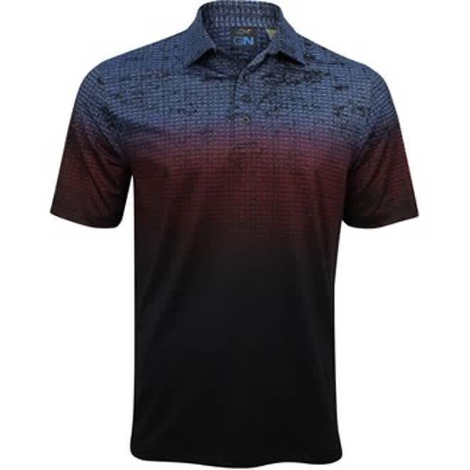 Greg Norman ML75 Men's Breezy Blue Shirt
