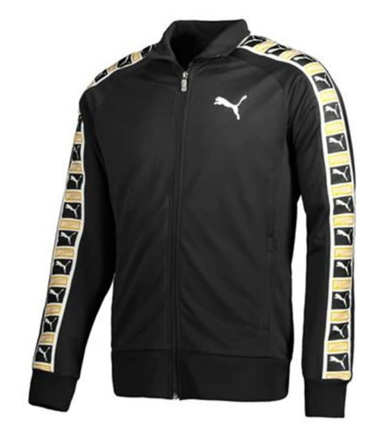 Puma Men's TAPE POLY Track Jacket