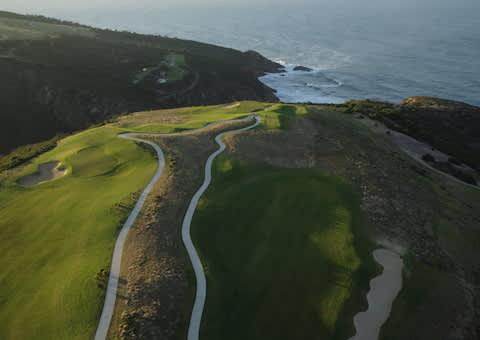 OUBAAI GOLF TOUR DEAL - 2 Nights, 2 People INCLUDING Breakfast + Golf & Shared Cart + Halfway Lunch Voucher