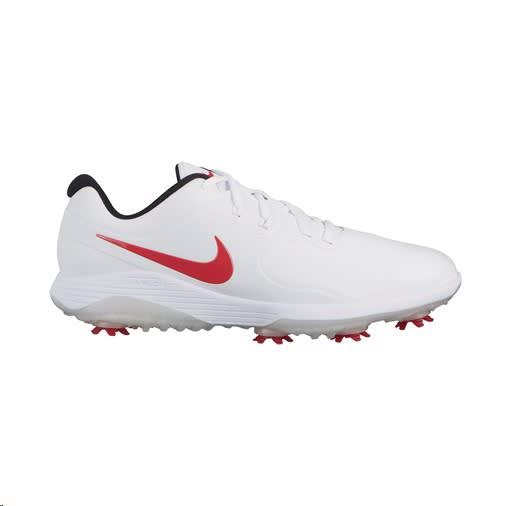 Nike Vapor Pro Men's White/Red Shoes