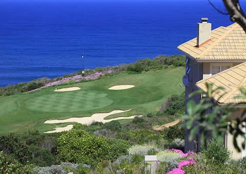 PINNACLE POINT GOLF ESTATE: 4 Bedroom Golf Lodge for 7 days at only R7 999!