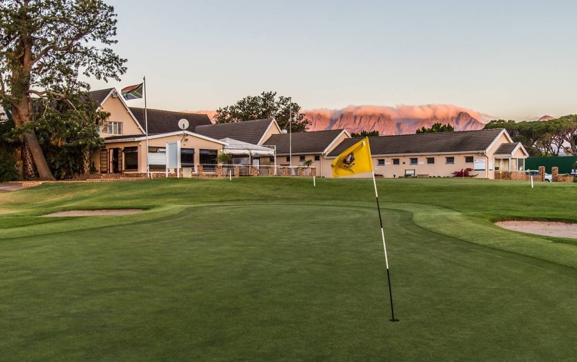 SOMERSET WEST GOLF CLUB: 4 BALL deal for just R939!