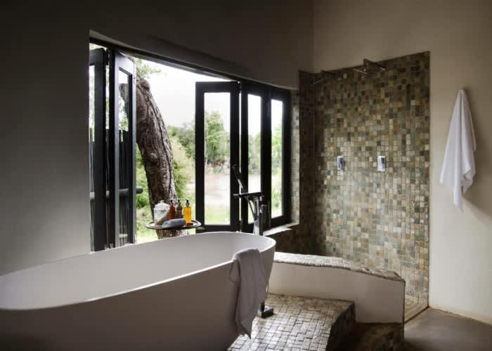 Simbavati River Lodge: 1 Night Luxury Tented Stay for 2 people + Meals & 2 Safari activities per day!